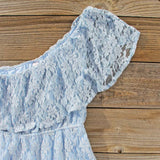 Tidewater Lace Dress: Alternate View #2