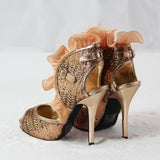 Tidings Ruffle Party Shoes: Alternate View #3