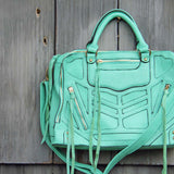 Wild Honey Tote in Mint: Alternate View #2