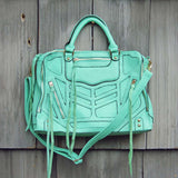 Wild Honey Tote in Mint: Alternate View #1