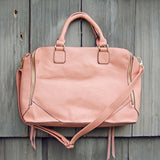Wild Honey Tote in Peach: Alternate View #3
