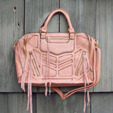 Wild Honey Tote in Peach: Alternate View #1