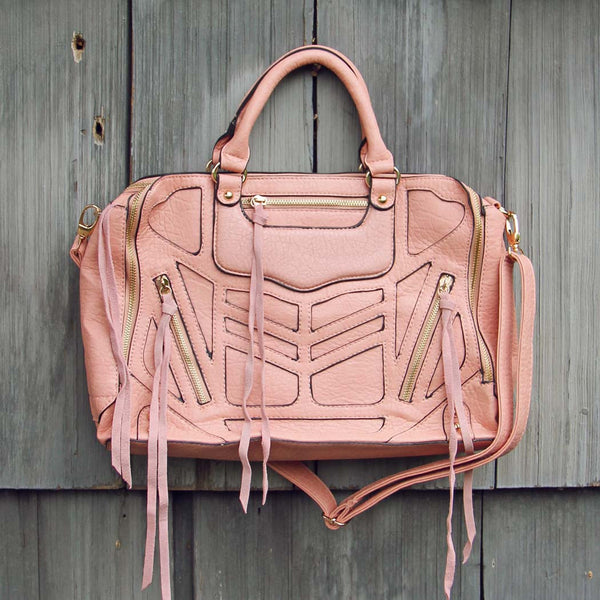 Wild Honey Tote in Peach: Featured Product Image