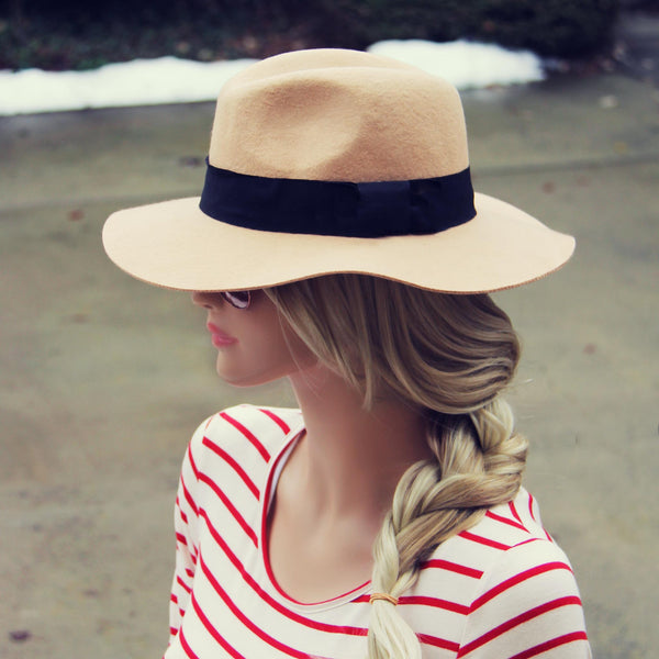 Winter Desert Fedora: Featured Product Image