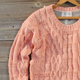 Winter Haven Lace Sweater: Alternate View #3
