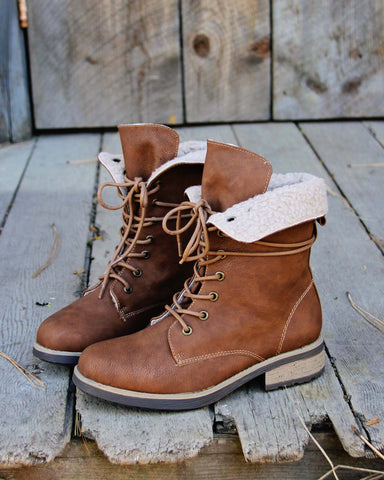 Yellowstone Fold Over Boots