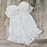 Adobe Sky Romper in White: Alternate View #4
