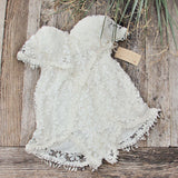 Adobe Sky Romper in White: Alternate View #1