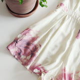 Cactus Bloom Romper (wholesale): Alternate View #3