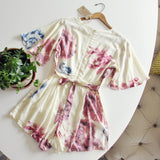 Cactus Bloom Romper (wholesale): Alternate View #4