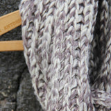 Alaska Knit Infinity Scarf: Alternate View #2
