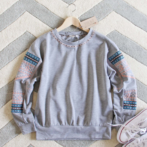 The Allie Sweatshirt: Featured Product Image