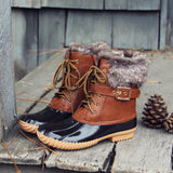 The Alpine Duck Boots: Alternate View #2