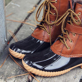 The Alpine Duck Boots: Alternate View #3