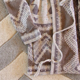Alpine Gypsy Sweater in Sand: Alternate View #3