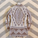 Alpine Gypsy Sweater in Sand: Alternate View #4