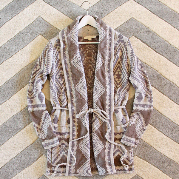 Alpine Gypsy Sweater in Sand: Featured Product Image