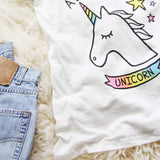 Always Be A Unicorn Tee: Alternate View #3