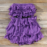 Amethyst Moon Party Dress: Alternate View #4
