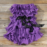Amethyst Moon Party Dress: Alternate View #1