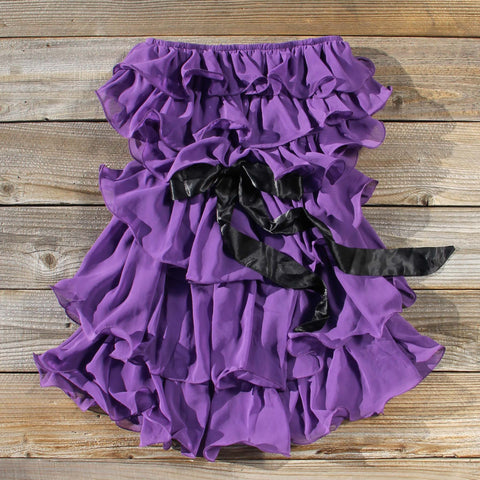 Amethyst Moon Party Dress