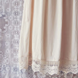Meadow Sage Dress in Cream: Alternate View #3