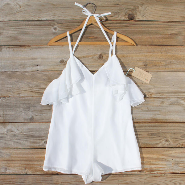 Ancient Lake Romper: Featured Product Image