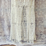 Angelic Lace Maxi Dress: Alternate View #3