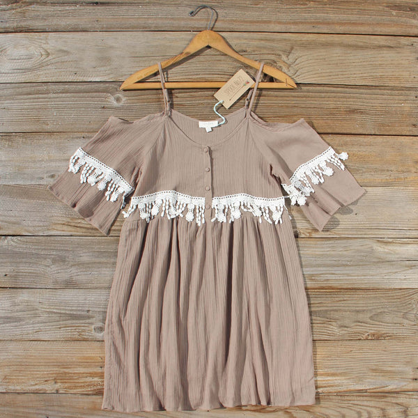 Antler & Lace Dress: Featured Product Image