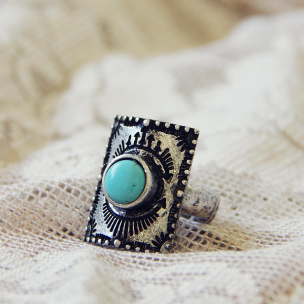 Arizona Moon Ring: Featured Product Image
