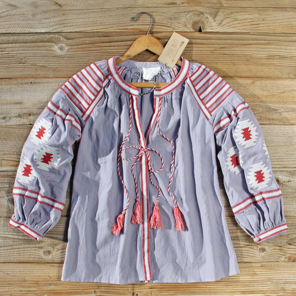 Arizona Sky Blouse: Featured Product Image