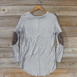 Ashter Sequin Tee: Alternate View #4