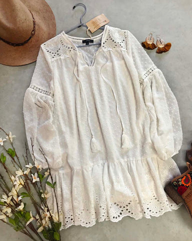 Ashter Lace Dress