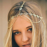 Aspen Boho Hair Piece: Alternate View #3