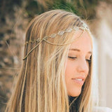 Aspen Boho Hair Piece: Alternate View #2