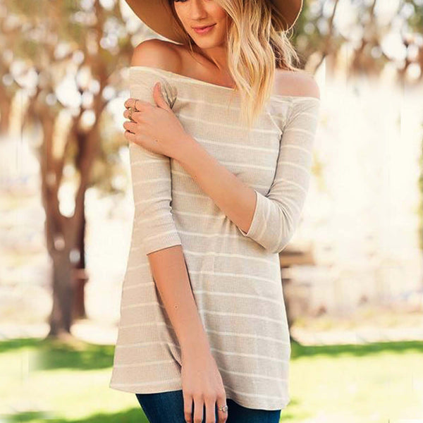 Aspen Knit Cozy Tee: Featured Product Image