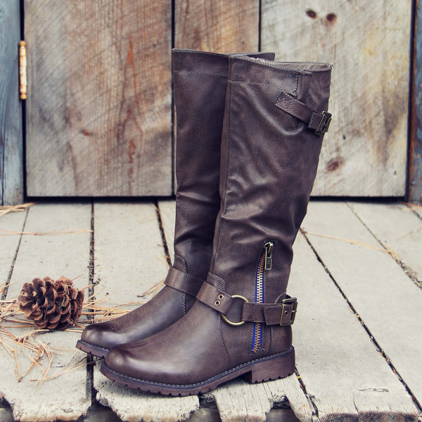 Aspen Riding Boots: Featured Product Image