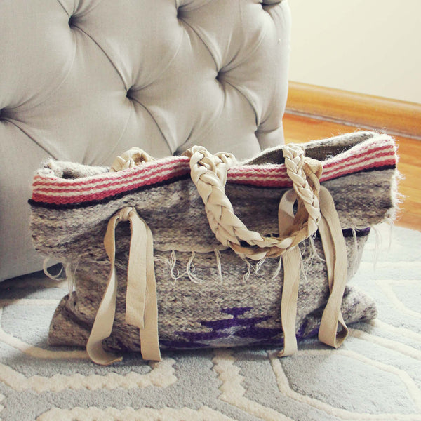 Astilbe Vintage Tote: Featured Product Image