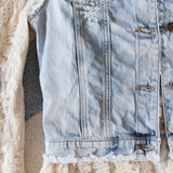 Astoria Distressed Vest: Alternate View #3