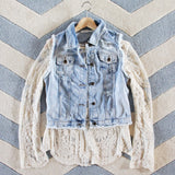 Astoria Distressed Vest: Alternate View #1