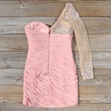Spool Couture Athena Dress in Blush: Alternate View #4