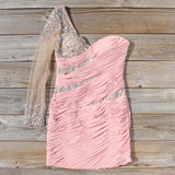 Spool Couture Athena Dress in Blush: Alternate View #1