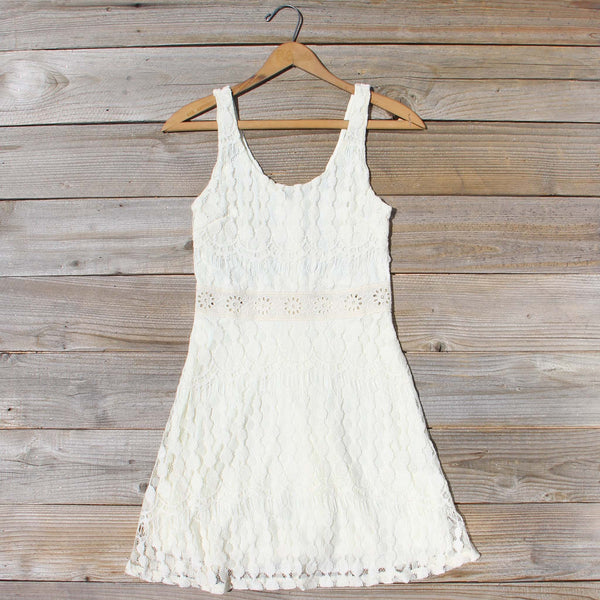 August Lace Dress: Featured Product Image