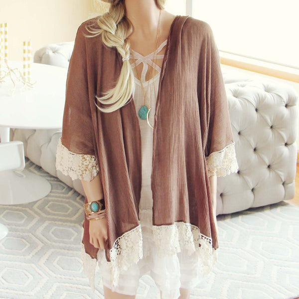 Austin Lace Duster: Featured Product Image