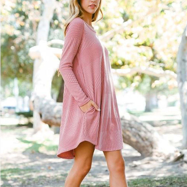 Autumn Dust Dress: Featured Product Image