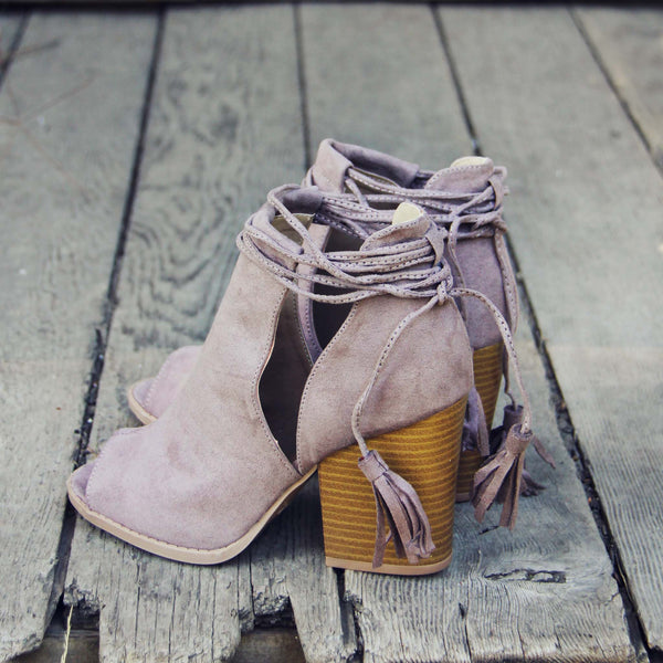 Autumn Eve Booties: Featured Product Image