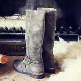 Autumn Frost Boots in Taupe: Alternate View #4