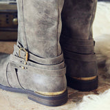 Autumn Frost Boots in Taupe: Alternate View #3