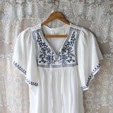 Bailey Embroidered Tunic: Alternate View #2