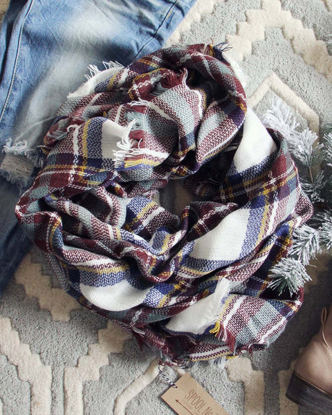 Balsam Bark Scarf: Featured Product Image